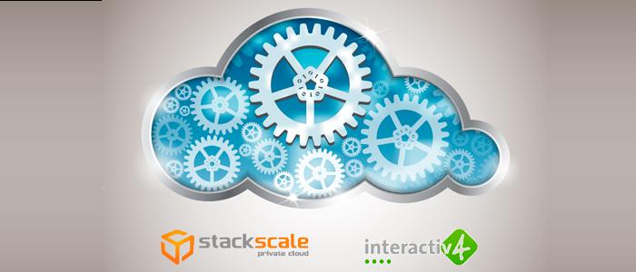 Stackscale firma un acuerdo con Interactiv4