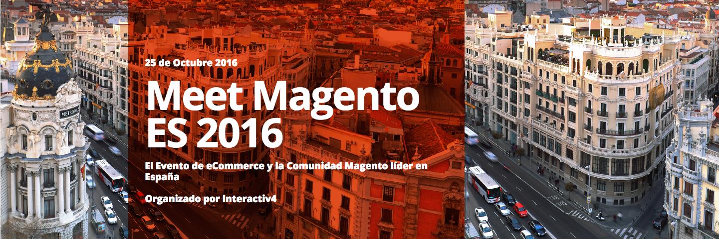 Stackscale estará presente en la tercera edición de Meet Magento Spain 2016