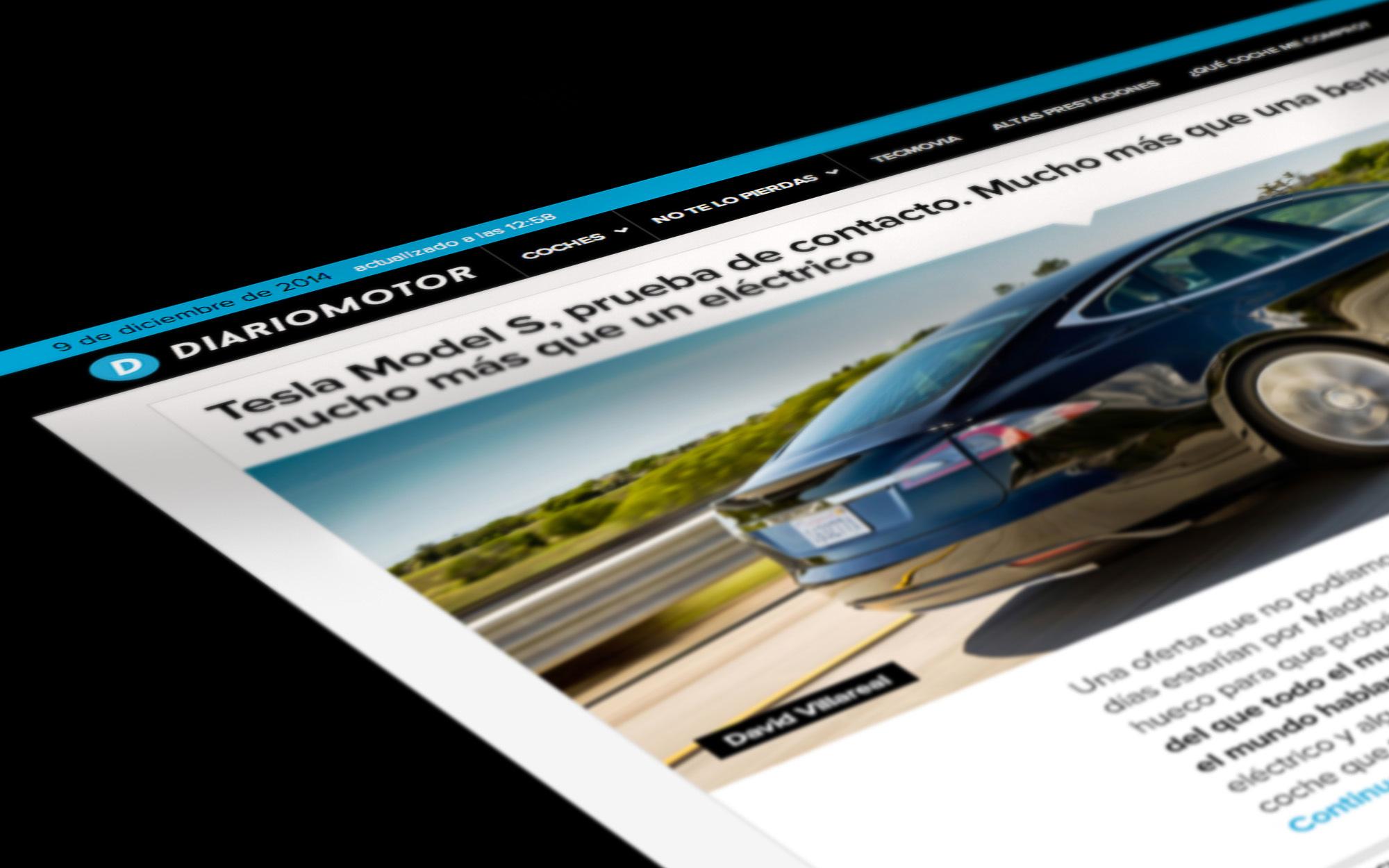 el reto del futuro en la información del motor