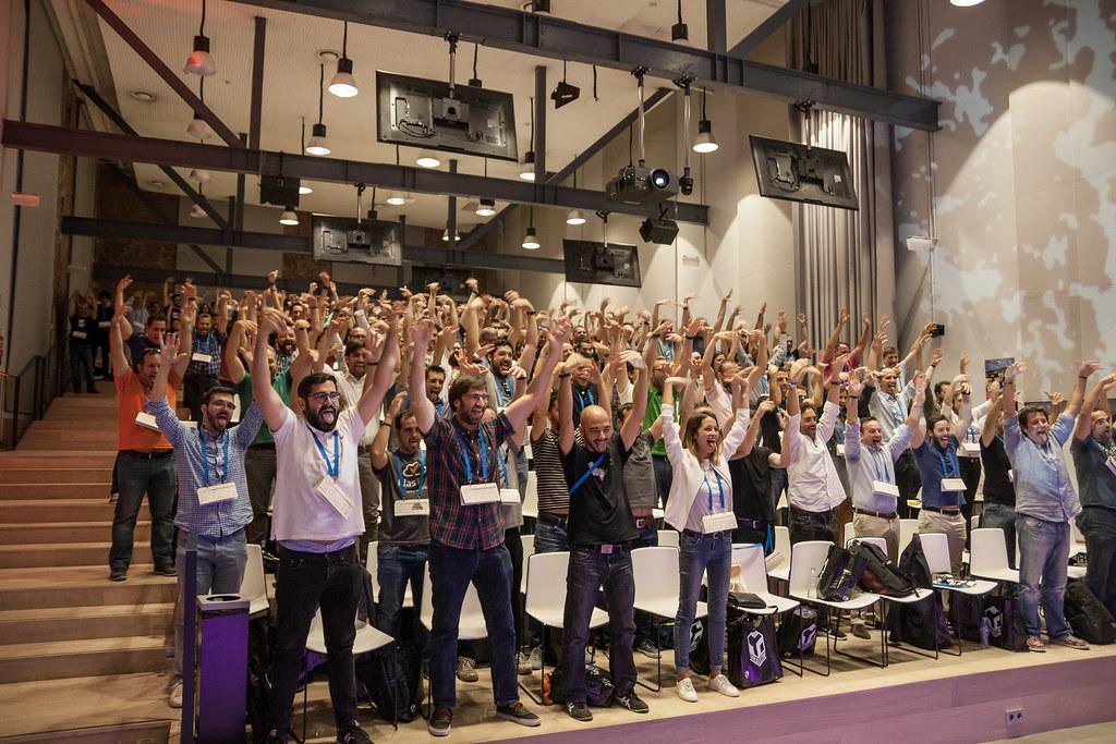 Participantes Tarugoconf 2018